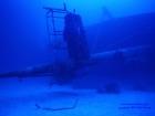 scuba diving wallpaper - shipwreck