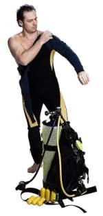 scuba diving wet suit