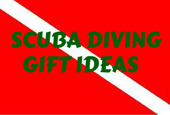 scuba diving gift ideas