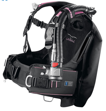 Best BCD for Women - A Scubapro model