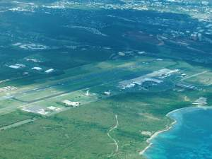 St. Croix airport