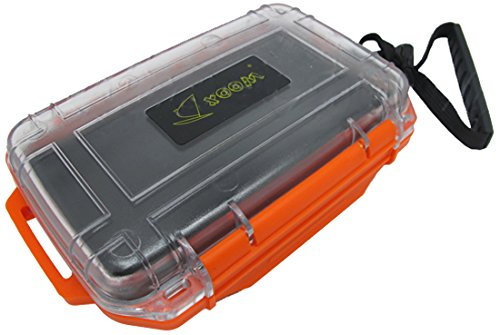 waterproof case for divers and snorkelers