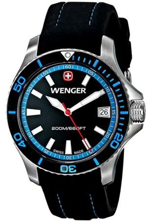Wenger women's dive watch