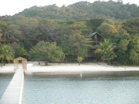 seadancer villa in sandy bay, roatan