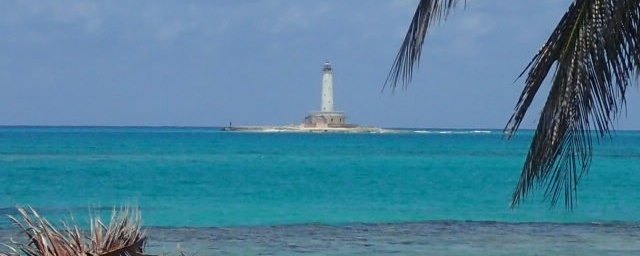Crooked Island Bahamas Lighthouse