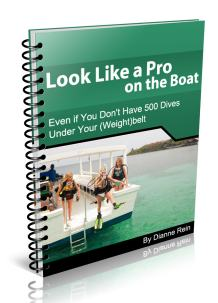 dive boat tips