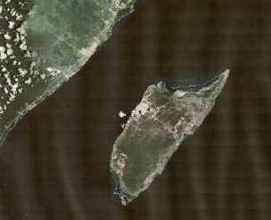 scuba cozumel - aerial view