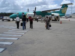 flights to tobago - caribbean express