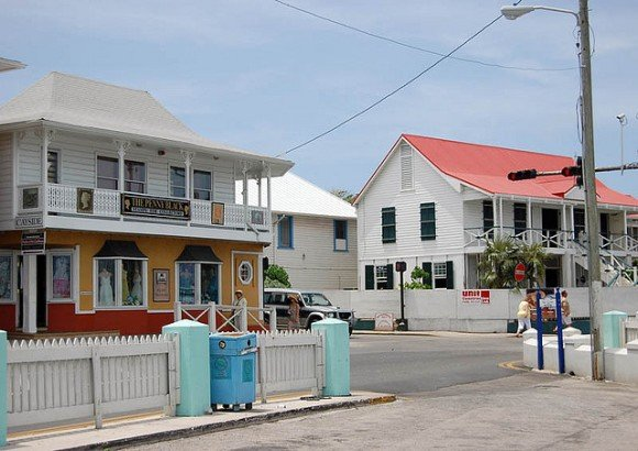 Downtown Georgetown, Grand Cayman