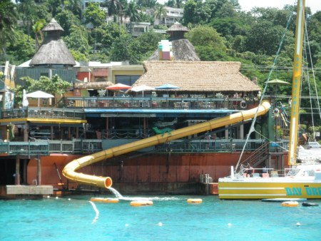 Jimmy Buffet's Margaritavill in Montego Bay, Jamaica