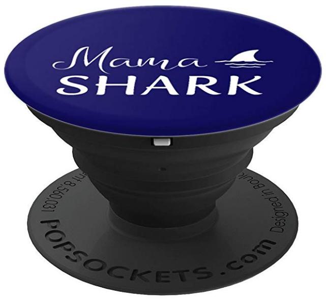 Mama Shark PopSocket