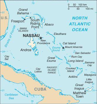 map of cat island bahamas