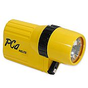 scuba diving accessory - a dive light