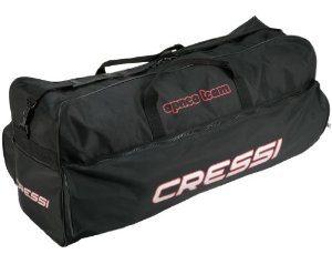 Scuba diving bags - duffle bag style gear bag.